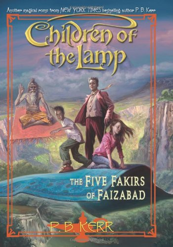 Children of the Lamp #6: The Five Fakirs of Faizabad (Buy Online Lamps)