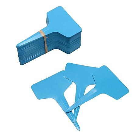 hkfv 100pc plástico Planta T de tipo de reparación de marcas ...