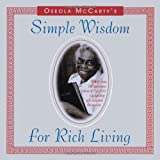 Oseola McCarty's Simple Wisdom for Rich Living, Oseola McCarty, 1563523418