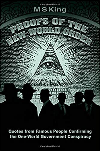 Image result for proofs of a new world order m s king