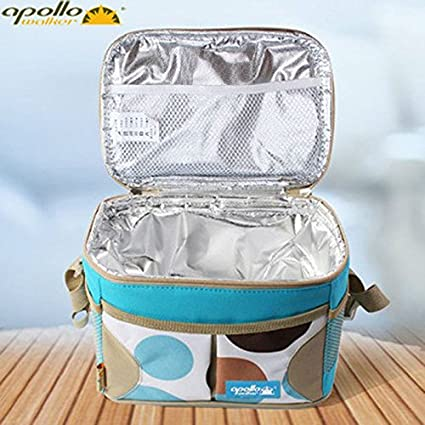 fec99a6de Dominich Wilson Cooler Bags - Apollo Insulated Thermal Bag Cooler Bag  Portable Cooler Lunch Box Lunch