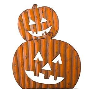 21-1/4 in. Halloween Pumpkin Stack (Pack of 2)