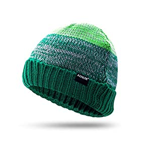 AONIJIE Thick, Soft & Warm Chunky Cable Knit Beanie Hats for Women & Men