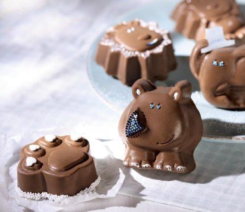HABA Silicone Cupcake Mold Safari