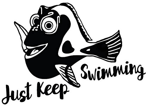 Dory Keep Swimming - CCI Just Keep Swimming Dory Finding