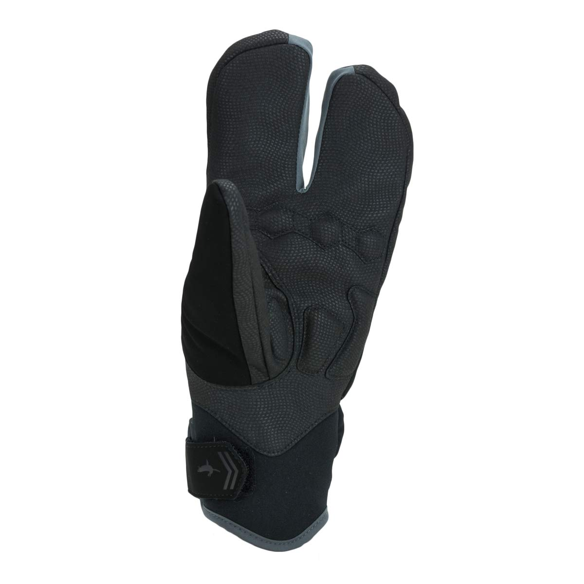 Guanto Uomo Seal Skinz Waterproof Extreme Cold Weather Cycle Split Finger