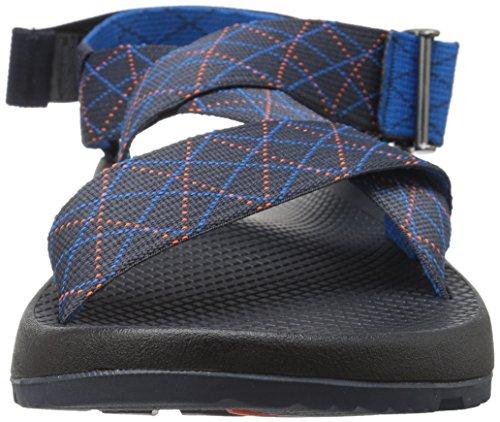 Chaco Mens Mega Z Klassiska Sandal Romb Blå