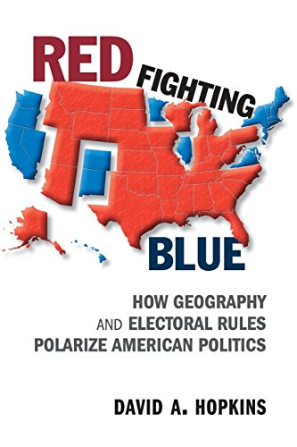 Red Fighting Blue: How Geography and Electoral Rules Polarize American Politics
