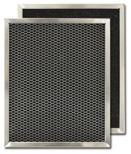 Pack of 2 AP3417082 Microwave Grease Vent Filter Compatible with General Electric Hotpoint Range Hood Filter WB06X10288 910437