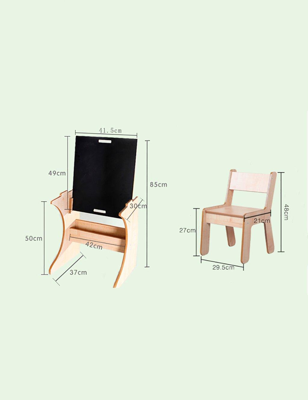 Escritorio para niños Escritorio para niños Mesa para Escribir Tablas y sillas Suite (Estilo : A): Amazon.es: Hogar