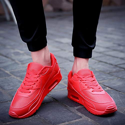 Par Agua Student Running Shoes Alikeey Xti Travel Tuc Casual De Rojo Aire Pablosky Cojin Zapatos Deportes Ovdqw0