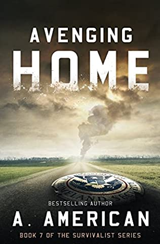 book cover of Avenging Home