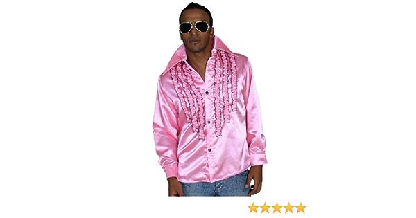 Marco Porta Schlager Camisa Rosa alzapaños (Camisa