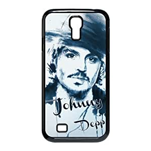 Custom Johnny Depp Cover Samsung Galasy S3 I9300 Hard Cover Fits Cases SGS1128