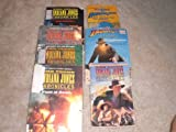 Indiana Jones 7 Paperbacks- 5 Chronicles, Last Crusade Abd Treasure of Sheba#2