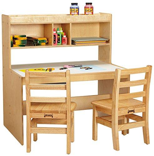 Jonti-Craft 9522JC Dual Writing Desk