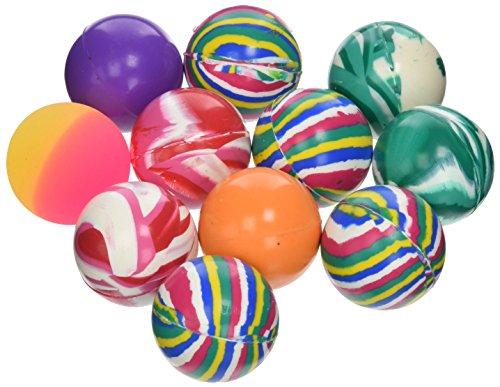 Rhode Island Novelty 097138654540 Ball, (Large Bouncy Balls)