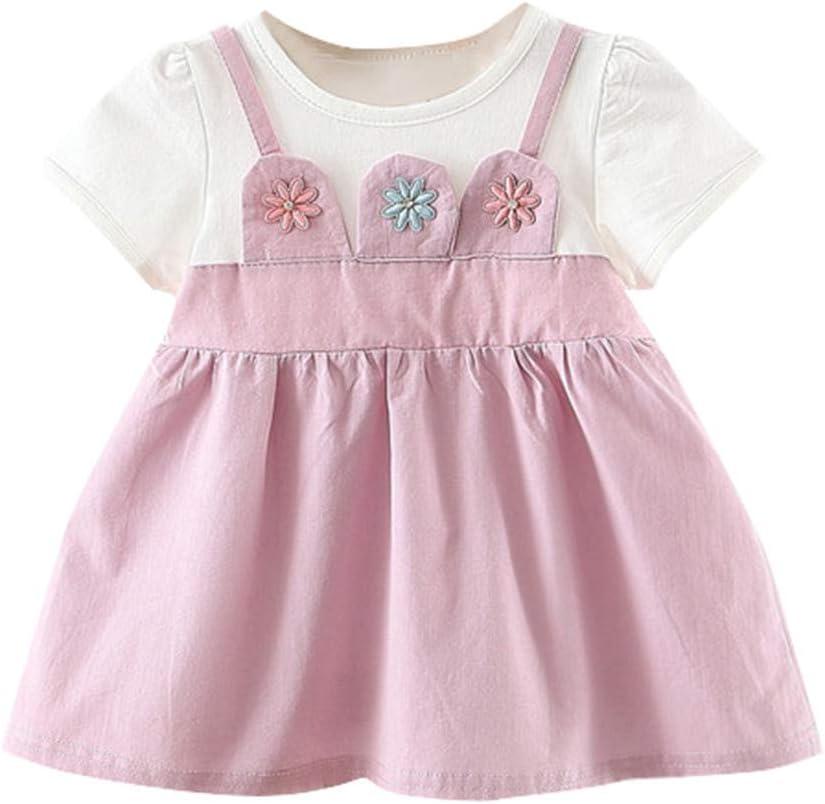 Falda de flores para niña recién nacida, vestido de princesa para ...