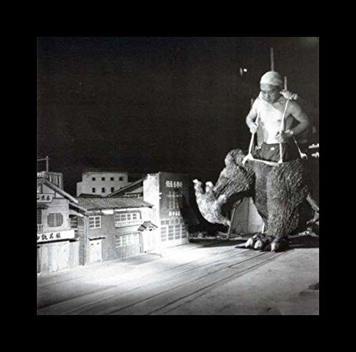 Filming Godzilla (1950s)