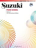 Suzuki Piano School, Vol 3: Book & CD