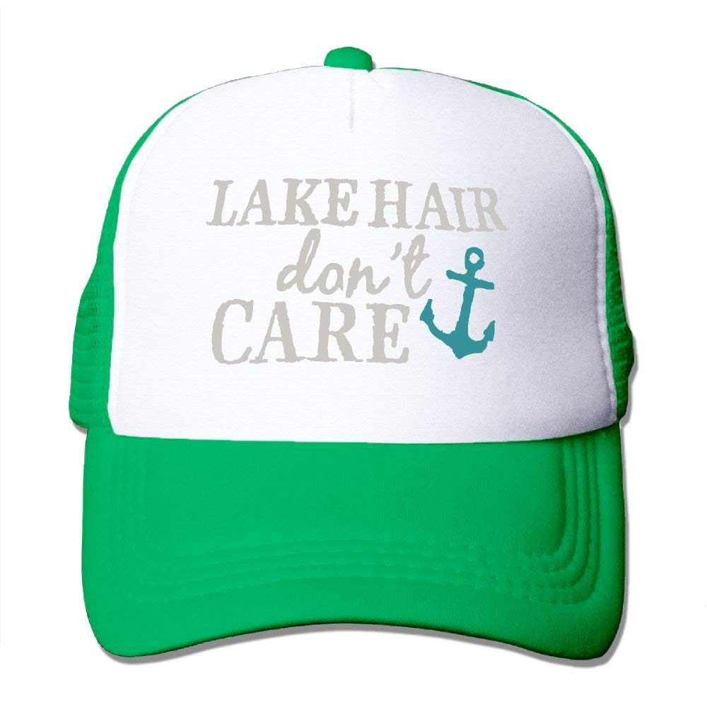 Gorra camionera de Dos Tonos - Lake Hair Dont Care - Sombrero de ...