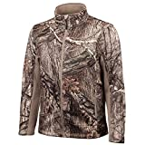 Huntworth Men's Mid Weight Shell HIDD'N Camo Insulated Hunting Jacket (XXL)