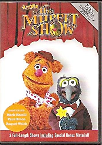 Best of The Muppet Show, 25th Anniversary