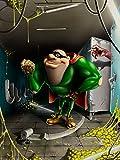 Boogerman Awesome Retro Video Game Art Sega 24x18 Print Poster