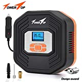 Best Auto Tire Inflators - Air Compressor Tire Inflator, DC 12V Digital Tire Review