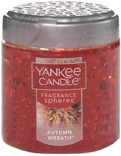 Yankee Candle Autumn Wreath Fragrance Spheres, Food & Spice Scent