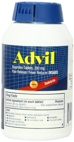 Image of Advil Tablets, 200mg - 360 ct