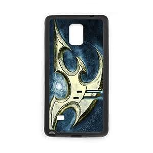 Samsung Galaxy Note 4 Cell Phone Case Black Protoss StarCraft II LSO7898106