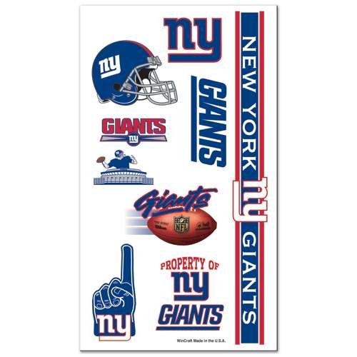 (New York Giants Temporary)