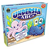 Undersea ABCs Game - Ages 4 Up, 1-4 Players(sold in packs of 3)