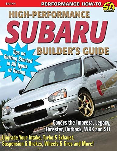 High-Performance Subaru Builder's Guide por Jeff Zurschmeide