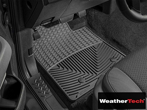 (Fits Weathertech (WEA147685-HR) All Weather Floor Mats Black Front Front Only - fits Toyota T100 Pickup Extended Cab - 1995 1996 | 95 96)