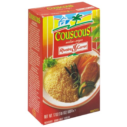Rivoire Carret Couscous, 17-Ounce (Pack of (Italian Couscous)
