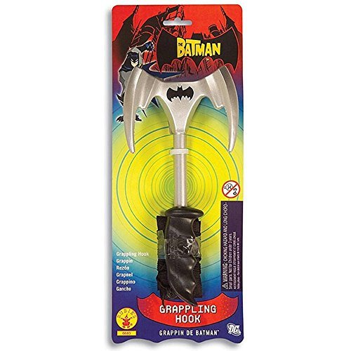 The Batman Grappling Hook Costume Accessory (Batman Costume Grappling Hook)