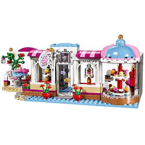 LEGO Friends Heartlake Hospital (Snow Resort Ice Rink 41322)