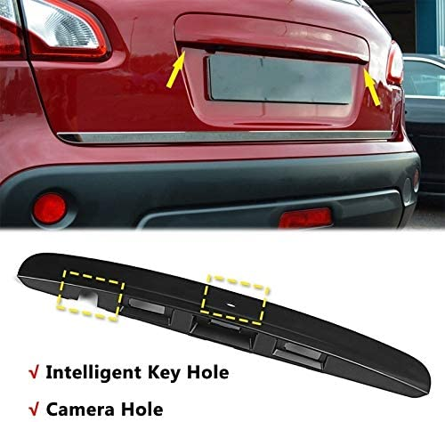 ABS Car Tailgate Boot Door Handle 90812JD20H Fits for Qashqai J10 JJ10 2007-2013 Tailgate Handle