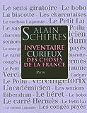 Image de Inventaire Curieux des Choses de la France