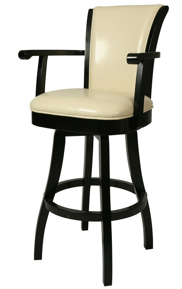 Swivel Bar Stools With Arms Www Oscarsfurniture Com