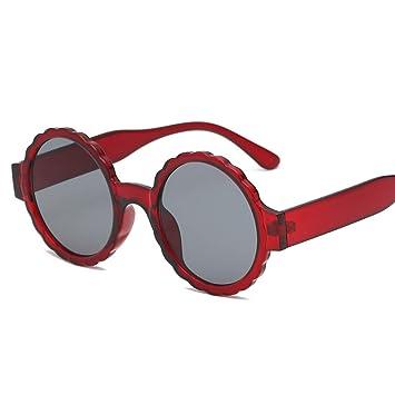 Jsfnngdv Gafas de Sol de Color Caramelo para Mujeres Lentes ...