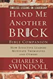 Hand Me Another Brick Bible Companion, Charles R. Swindoll, 1418527513