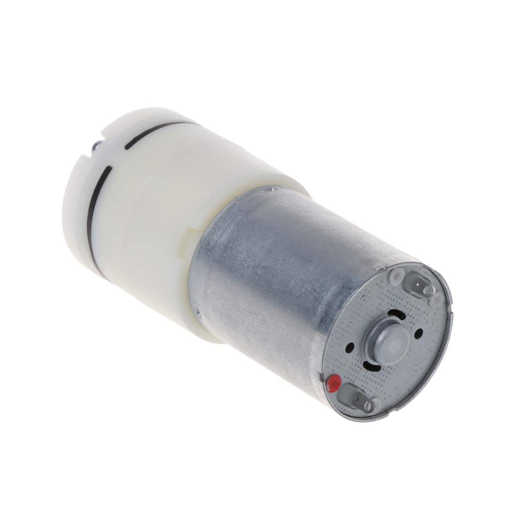 BIlinli DC 3V Micro 370B Bomba de Aire Bomba de vac/ío el/éctrica Mini Booster de Bombeo para m/édicos
