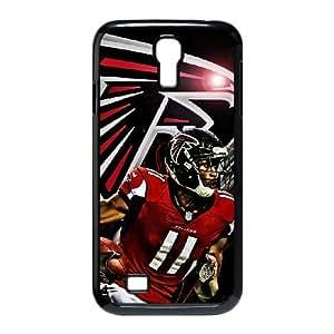 Atlanta Falcons Samsung Galaxy S4 9500 Cell Phone Case Black 218y3-169842