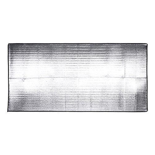 Wocume Outdoor isomat, outdoor slaapmatras, vochtbestendige aluminiumfolie pad