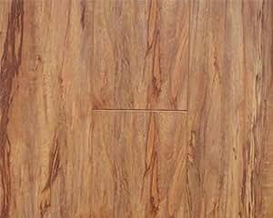 12.3 mm Durique Distressed Laminate Pecan Flooring (8 inch Sample)