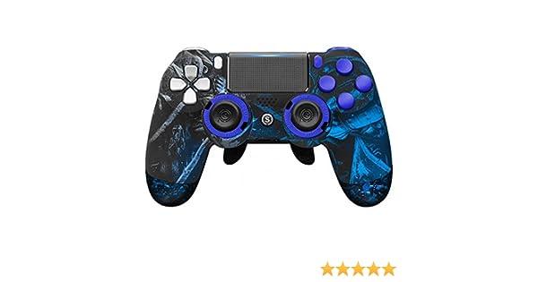 Controlador PS4 SCUF Infinity PRO de los Caballeros: Amazon.es ...