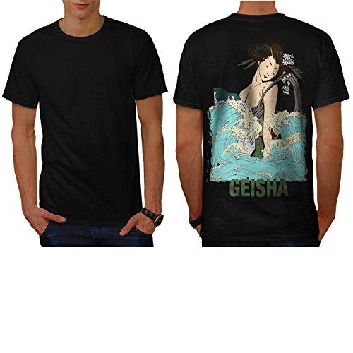geisha-lady-tide-art-sea-woman-men-new-m-t-shirt-back-wellcoda
